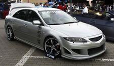"Mazda 6 MK1 - Frontstoßstange Tuning FIBERGLAS maxton design ""Yakuza"""