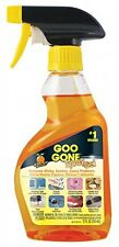 Goo Gone GGHS12 Goo Remover Spray Gel 12 Oz, Removes Chewing Gum, Grease, Tar,