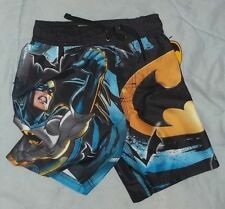 NEW..BATMAN SWIMSUIT  BOYS 4
