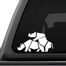 Rhino Sex - Funny Vinyl Decal Sticker Car Truck Window - Your choice of color!