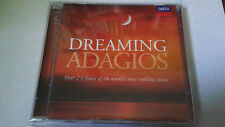 "CD ""DREAMING ADAGIOS"" 2 CD 28 TRACKS 475 7489 DX2 DECCA"
