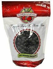 SweetGourmet Ferrara Black Jelly Beans - Licorice Flavor - 2Lb FREE SHIPPING!
