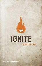 Ignite : The Bible for Teens by Thomas Nelson Publishing Staff (2013, Paperback)