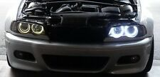 ►2X ULTRA HELLE 5W 8000k STANDLICHTER ANGEL EYES XENON LED BMW 5er E39/E60/61