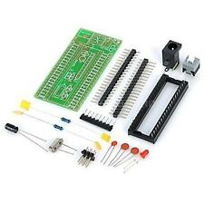 AT89S52 Microcontroller Development Board for Arduino DIY Project Green Z08X
