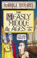 The Measly Middle Ages by Terry Deary (Paperback, 1996)