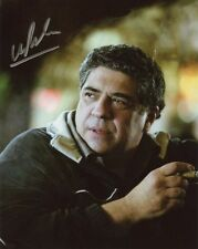 VINCENT PASTORE In-person Signed Photo - SOPRANOS