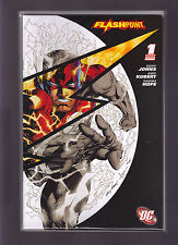 DC COMICS THE NEW 52! FLASHPOINT #1 2011 CANADA FAN EXPO EXCLUSIVE VARIANT