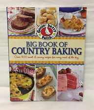 Gooseberry Patch Big Book of Country Baking - Hardcover Edition - New