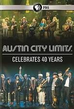 Austin City Limits Celebrates 40 Years,Very Good DVD, Alabama Shakes and more.,