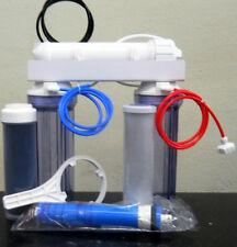 Oceanic AQUARIUM REEF REVERSE OSMOSIS DI/RO  WATER  FILTERS SYSTEM 50 GPD