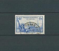 STATUE DE LA LIBERTÉ - 1939 YT 426 - TIMBRE OBLITÉRÉ