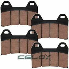 Front Brake Pads For Victory Hammer 1634 2005 / Kingpin Tour 1634 2006 2007
