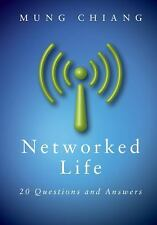Networked Life : 20 Questions and Answers by Mung Chiang (2012, Hardcover)