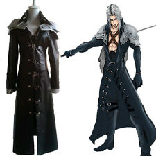 Final Fantasy VII 7 Sephiroth Deluxe Cosplay Costume Clothing custom made