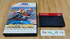SEGA Master System GP Rider PAL