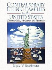 Contemporary Ethnic Families in the United States : Characteristics,...
