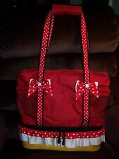 RARE COLLECTOR'S DISNEY MINNIE MOUSE TOTE BAG NOT SOLD IN STORES OR PARKS!!