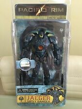 ROBOT PACIFIC RIM JAEGER GIPSY DANGER BATTLE DAMAGE NECA REELTOYS HASBRO  MEZCO