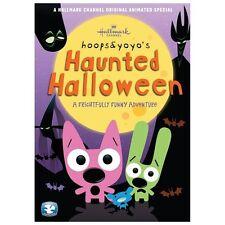 Hoops & Yoyo's Haunted Halloween, Good DVD, Various, Rob Shaw