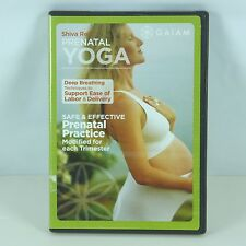 Shiva Rea Prenatal DVD Pregnancy Fitness Breathing Pregnant Best Workout Yogadvd