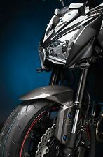 LIGHTECH Frontfender Kotflügel Carbon Kawasaki Z800 2013-2015