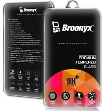 Broonyx Super Premium OIL Based Flexible Tempered Glass For Apple Iphone 6/6S
