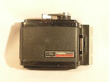 Singer Graflex Rh10 6x7 120 Graphic Rapid-Vance Film Back for 2 1/4x3 1/4 Camera