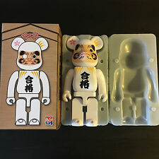Medicom Skytree 2014 Bearbrick White Daruma 400% Prayer For Pass Exam Be@rbrick