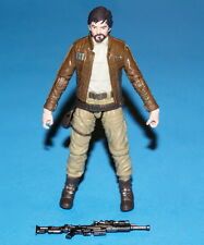 STAR WARS BLACK SERIES ROGUE ONE CAPTAIN CASSIAN ANDOR WALMART EXCLUSIVE LOOSE