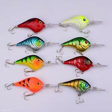 Mini Practical Fat Fish Shape Fishing Accessory Pike Fishing Tackle Fishing Lure