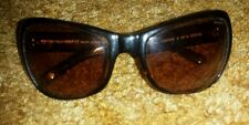 Ralph Lauren Polo Jeans Co. Unisex Brown Sunglasses