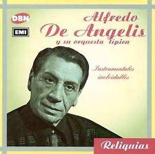 DE ANGELIS ALFREDO-INSTRUMENTALES INOLVIDABLES CD NEW