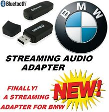 NEW BMW BLUETOOTH STREAMING USB ADAPTER KIT MODULE ANDROID APPLE IPHONE IPOD