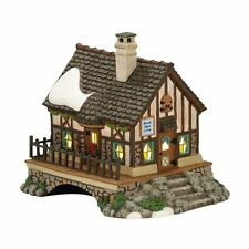 Department 56 Dickens Village DEVON BROOK SPAN COTTAGE 4025257 BNIB Dept 56