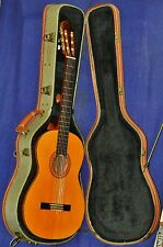 Excellent TAKAMINE C-132S Classical Acoustic, VGCon. Deluxe HSC, Made in Japan!