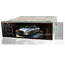 "XO VISION XO1961 IN DASH 4.2"" LCD USB DVD CD CAR AUDIO STEREO RADIO RECEIVER"