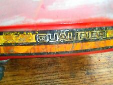 CAN AM 1977 250 qualifier gas tank/petcock no cap I have more