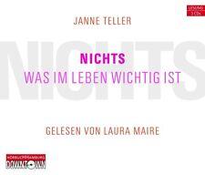 Nichts. Was im Leben wichtig ist von Janne Teller (2012)
