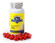 Macuhealth Ocular Health Support Supplement - WITH MESO-ZEAXANTHIN 10mg !
