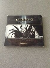 Diablo III Reaper of Souls Collector's Edition Soundtrack   Music CD