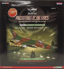 CORGI AVIATION Predators of the Skies 1:72 MIG-21 FL - FISHBED D