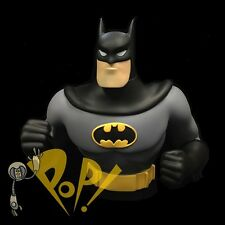 DC Comics BATMAN Animated Series COIN BANK Plastic Vinyl Bust DST