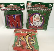 3 Christmas Banner Merry Christmas Banner