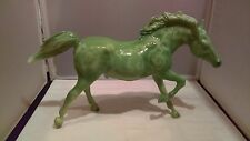 Breyer Traditional - Running Stallion - Glossy Jade Year of the Horse - Exc Cnd!