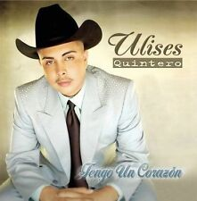 Tengo un Corazon by Ulises Quintero (CD, Jun-2005, Rmk Music)