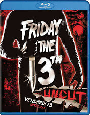 BRAND NEW Friday the 13th - Part 1 (Blu-ray Disc, 2013, Canadian) SEALED