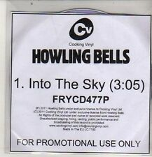 (DB911) Howling Bells, Into The Sky - 2011 DJ CD
