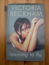 Victoria Beckham Learning to Fly Book Famouse