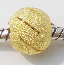 """ANDANTE-STONES ORIGINAL 14K GOLD BEAD """"STARDUST"""" #1351 + GESCHENK"""
